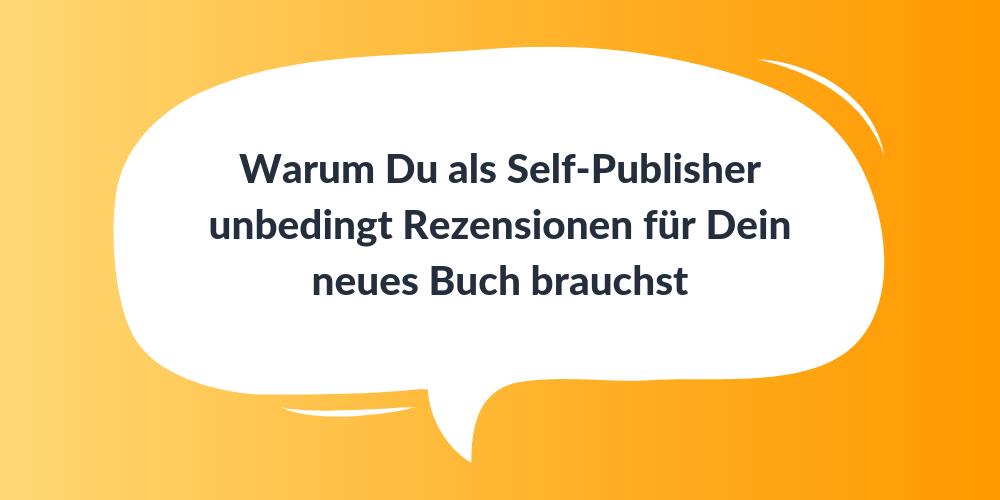 Self-Publisher Amazon Rezensionen