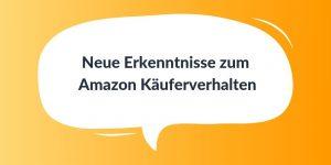 Amazon Käuferverhalten