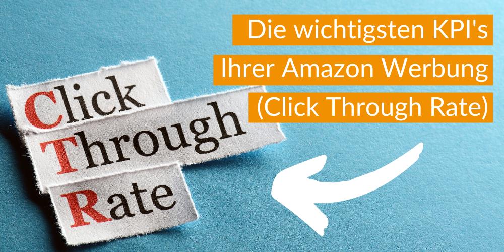 Amazon Click-Through-Rate