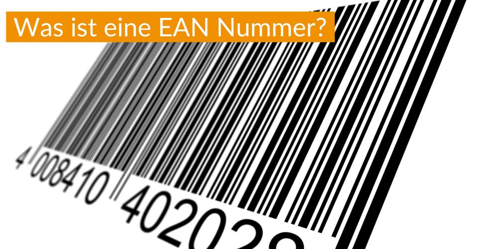 EAN Nummer