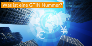 GTIN Nummer