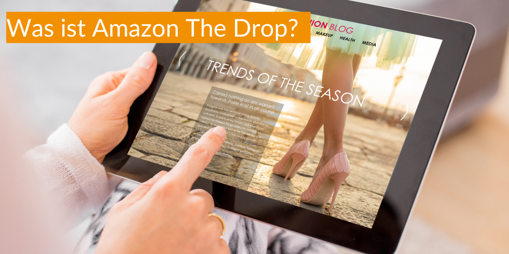 Was ist Amazon The Drop?